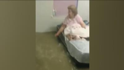 En video: Casas y vehículos dañados, los estragos de las inundaciones en Texas