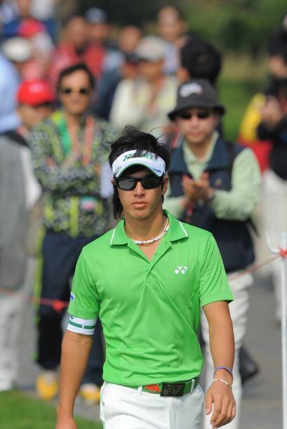 El japonés Ryo Ishikawa con 214.