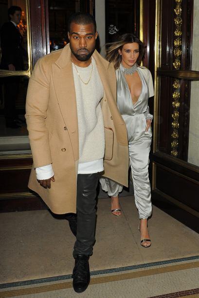 ¿Qué tal les ha parecido el regreso 'fashionista' de Kim Kardashian? Con...