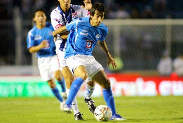 """Siguiendo con jugadores de Argentina, César """"Chelito"""" Delgado se convirt..."""