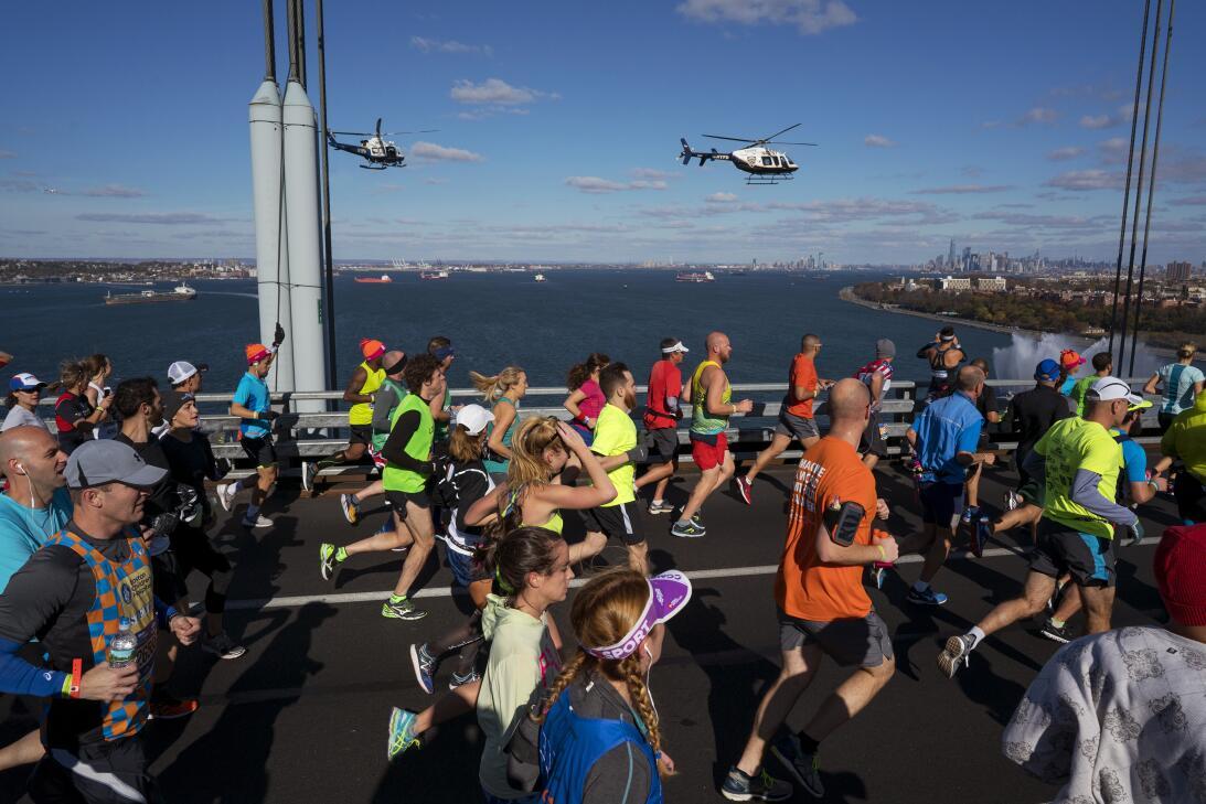 Maratón de Nueva York, entre el color y la competencia AP_16311638139676...