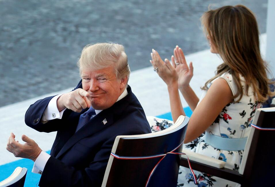 La Casa Blanca promueve la semana 'Hecho en Estados Unidos' en un intent...
