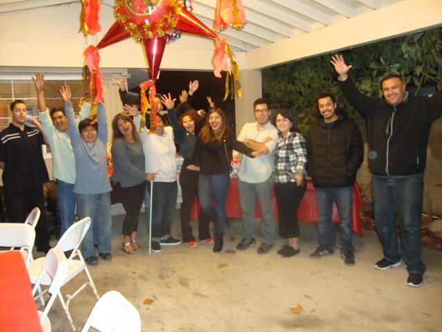 Familias latinas pasaron unas felices posadas DSC05074.JPG