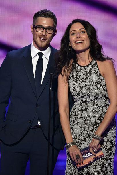 Dave Annable y Lisa Edelstein entregaron otra categoría country de la no...