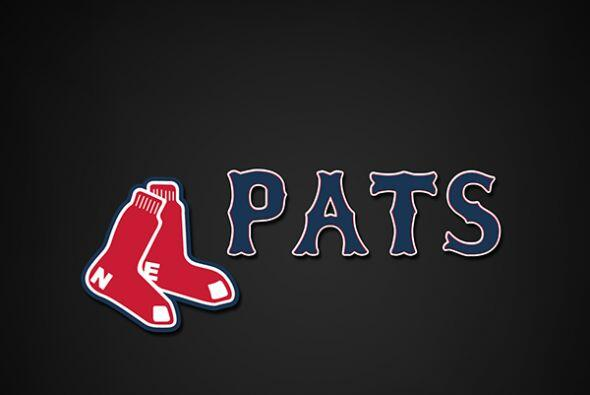 New England Patriots con Boston Red Sox.