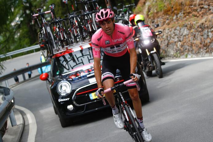 El de Dumoulin en el Giro y otros momentos incómodos en el deporte mundi...
