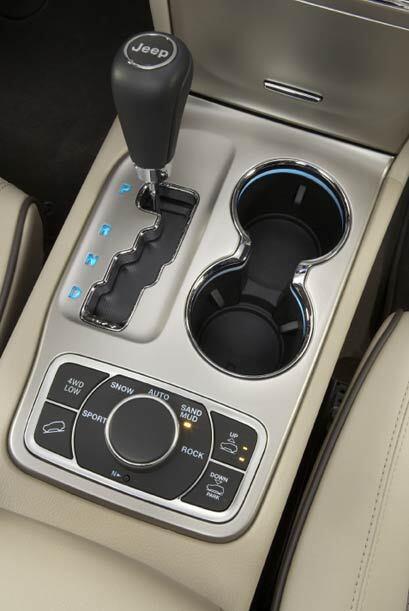 Las funciones del 4WD se ajustan manualmente y se puede seleccionar el t...