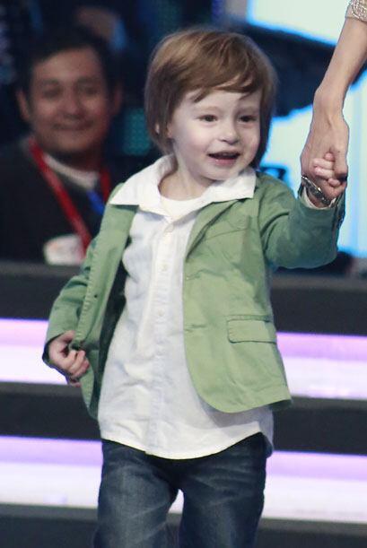 Mira más fotos de Gali con su hijo Mateo en el foro de Va Por Ti.