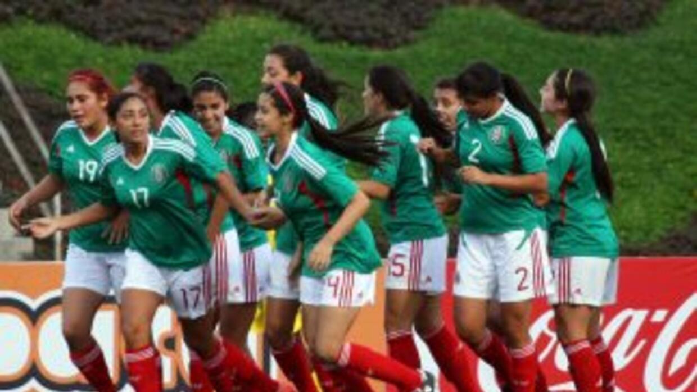 El 'Tri' Femenil Sub 17 participa en el Mundial de la especialidad Costa...