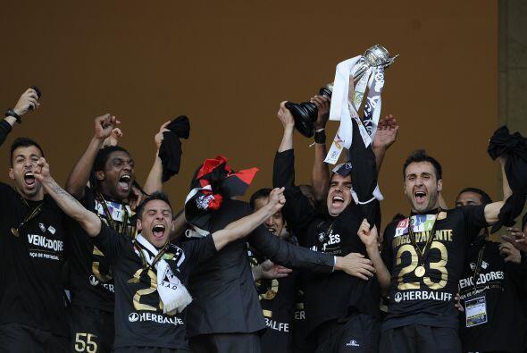 La Copa o Taça de Portugal fue para un equipo relativamente modesto, el...