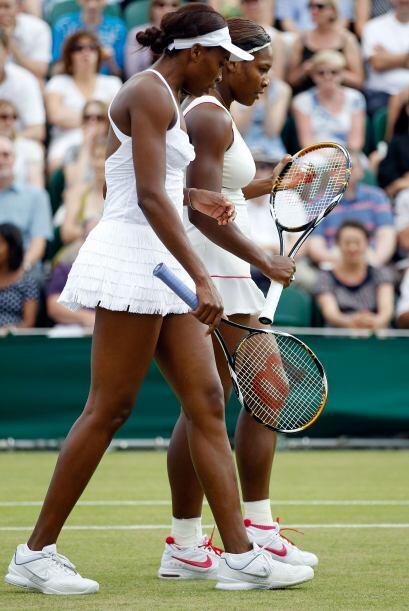 Junto con Serena, las Williams ocuparon los dos primeros puestos del ran...