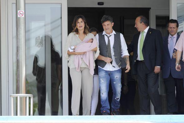 Y es que Sanz y Raquel son verdaderas celebridades.