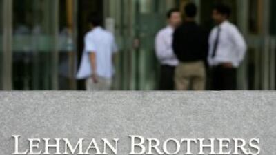 La liquidación de Lehman Brothers tardará máximo unos cinco años.