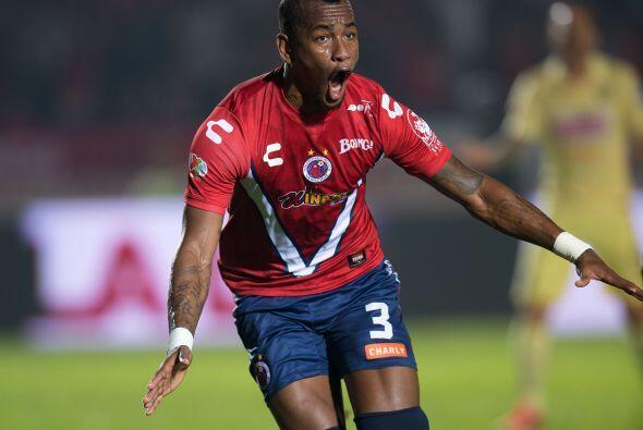 Las buenas actuaciones del zaguero Leiton Jiménez con el Veracruz han ll...