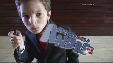 Lo mejor de ¿Dónde está André? en el 2015