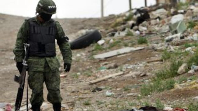 Asesinaron a 11 personas en el norteño estado de Tamaulipas, uno de ello...