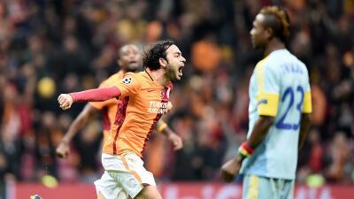 Galatasaray vs. Astana