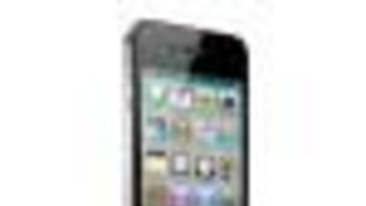 Apple iPhone 4S - 64 GB - Black