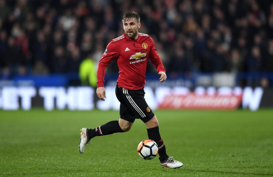 Luke Shaw - Manchester United (Inglaterra): 19 millones de dólares