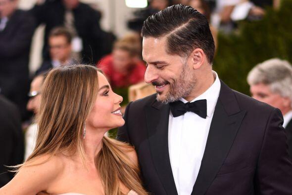 Es que Sofía y Joe están a un paso de llegar al altar.