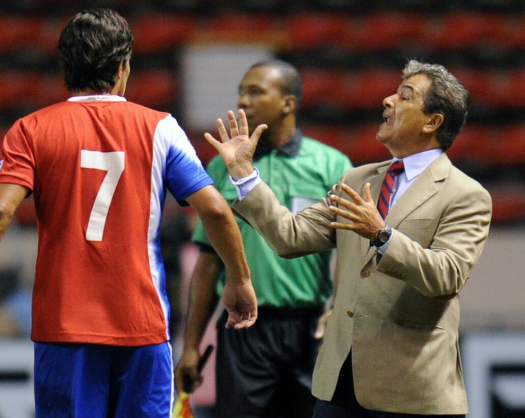 Directores técnicos de fútbol odiados por sus propios jugadores GettyIma...