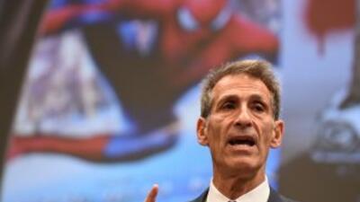 Michael Lynton, CEO de Sony, contradijo a Obama y aseguró que su compañí...
