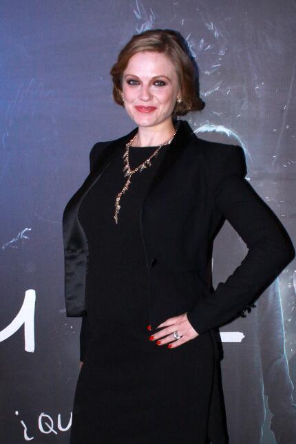 Ana Layevska embarazada