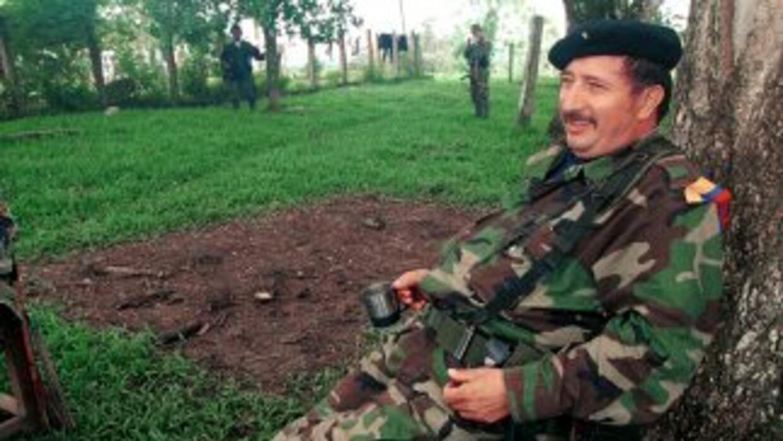 """Las FARC anunciaron que """"Pastor Alape"""" es el reemplazo de 'Mono Jojoy'"""