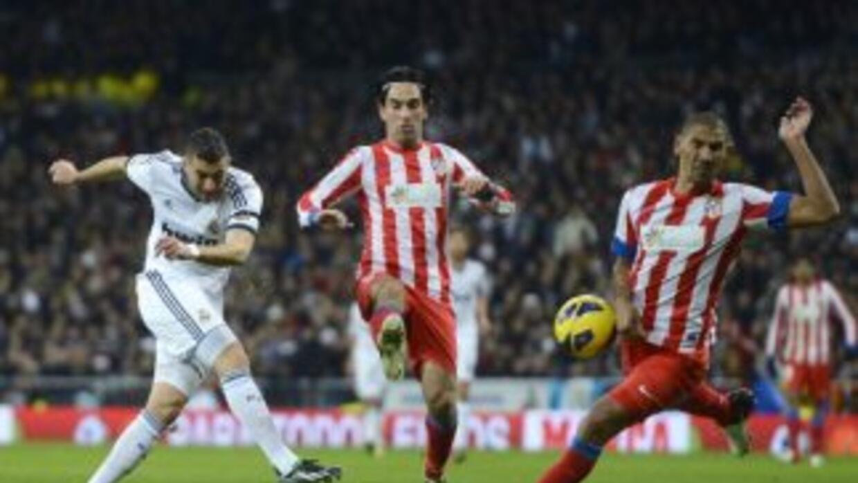 Atlético de Madrid buscará desplazar al Real Madrid del segundo lugar.