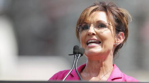 El retorno de Palin exhibe las divisiones del partido republicano palin.jpg