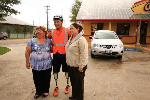 Más apoyos, fans que Gutiérrez no sabía que ten&iac...