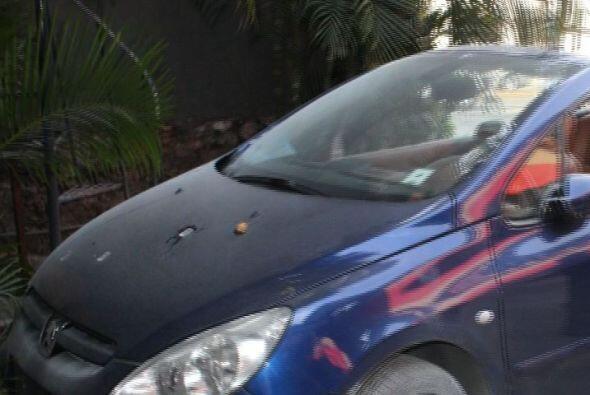 Además, el cantante tuvo que enfrentar un ataque a su automóvil en Cuern...