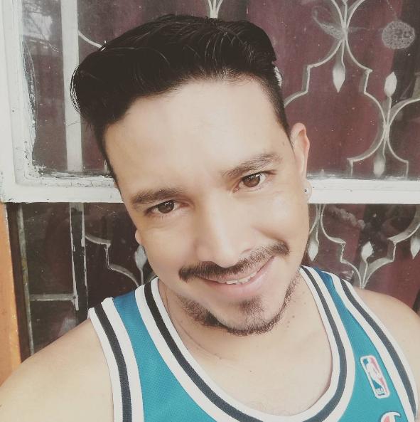 Freddy Bolaños es guatemalteco, tiene 39 años y ya se ha acostumbrado ha...