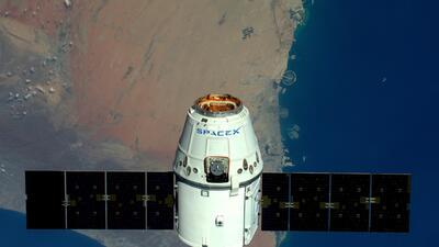 Cápsula de SpaceX