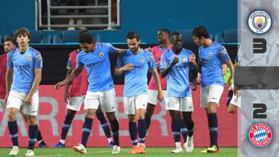 En fotos: Feria de goles en Hard Rock Stadium con triunfo para el Manchester City