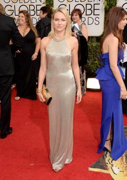Uno de los vestidos más recientes que ha hecho este influyente diseñador...