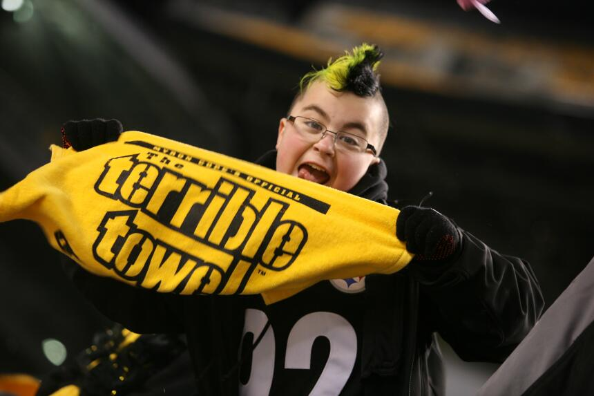 TERRIBLE TOWEL