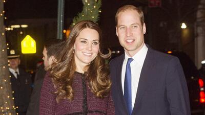 Visita Real de los Duques de Cambridge a la ciudad de Nueva York