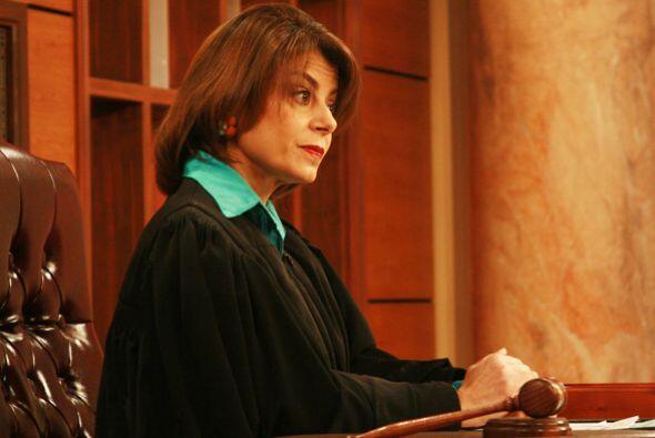 La jueza Cristina Pereyra presta atención a las ideas y prejuicios de Lá...