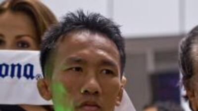 Pornsawan Porpramook es el nuevo campeón mínimo.