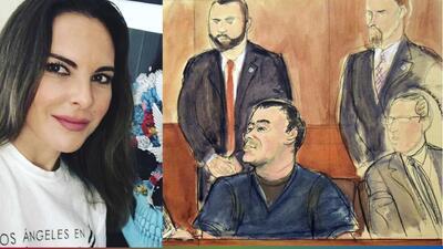 'El Chapo' Guzmán podría reencontrarse con Kate del Castillo