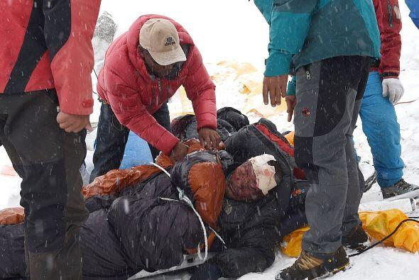 Treinta y dos personas han sido rescatadas en esa región, según el secre...