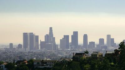 Descenso en las temperaturas y cielos parcialmente nublados, el pronóstico para este lunes en Los Ángeles
