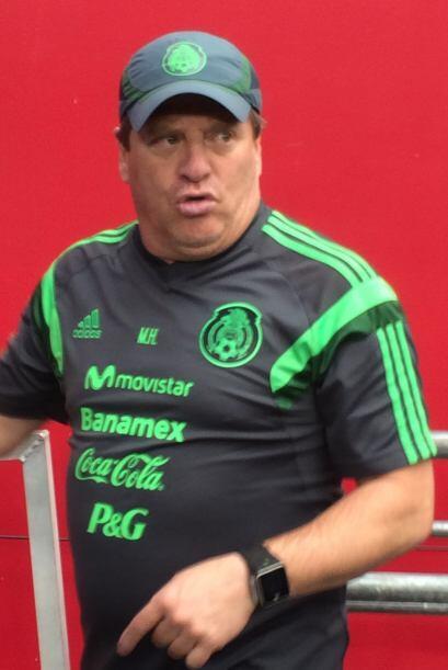 """El """"Piojo"""" causó revuelo al decir que no solo México no le debía el mund..."""