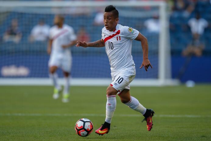 El talento de la LigaMX presente en la Copa América 04-GettyImages-53851...