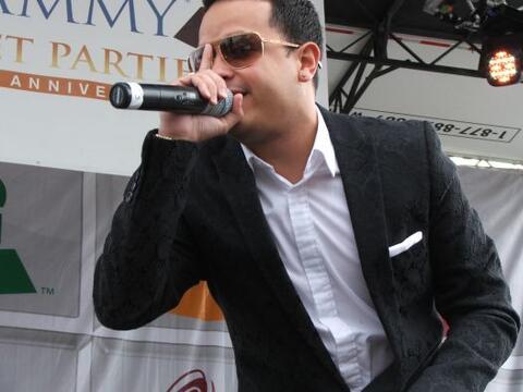 La Fiesta Callejera tuvo de todo, reggaeton con Fito Blanko.