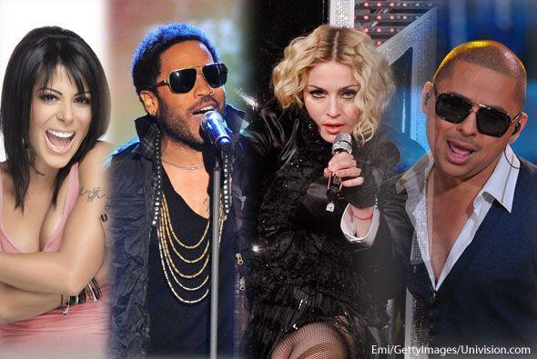 El elenco musical de este año está lleno de artistas inter...