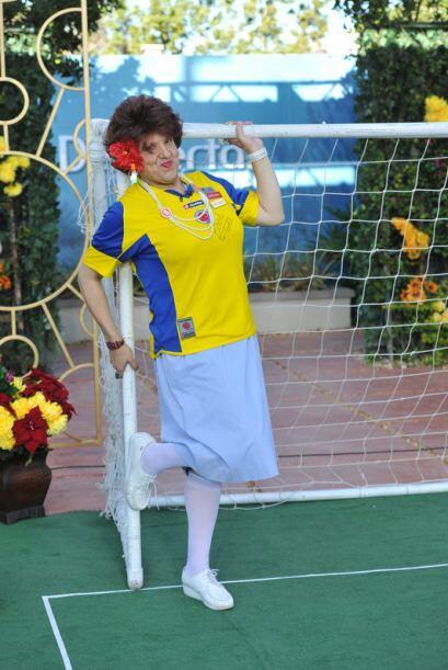 Miss Meche la colombiana
