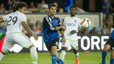 SJ Earthquakes vs Seattle Sounders