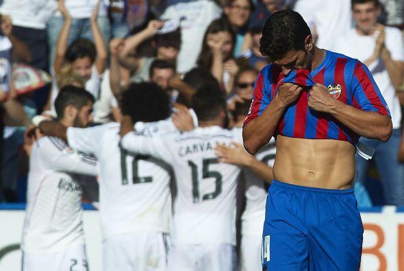 El conjunto madridista tuvo un día de campo en Valencia.